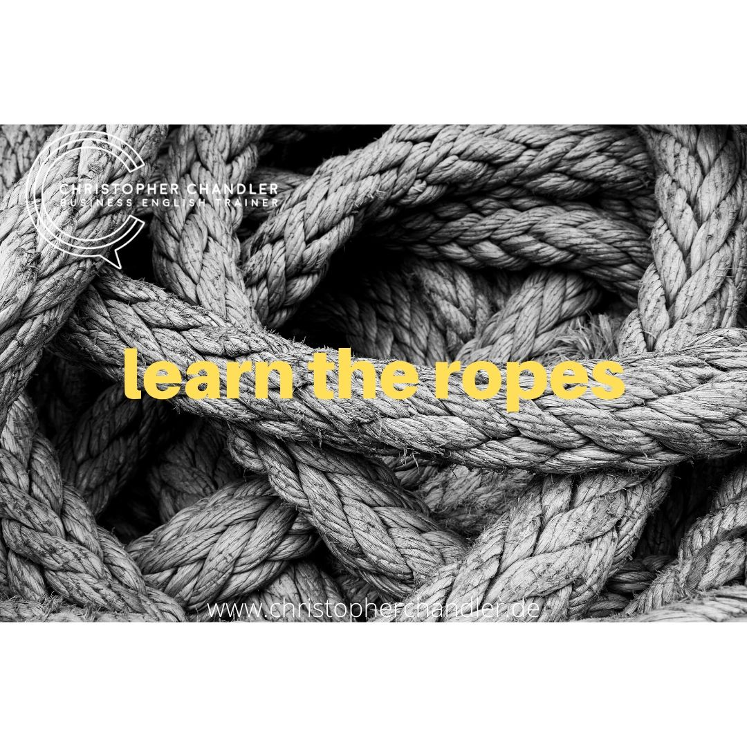Learn the ropes