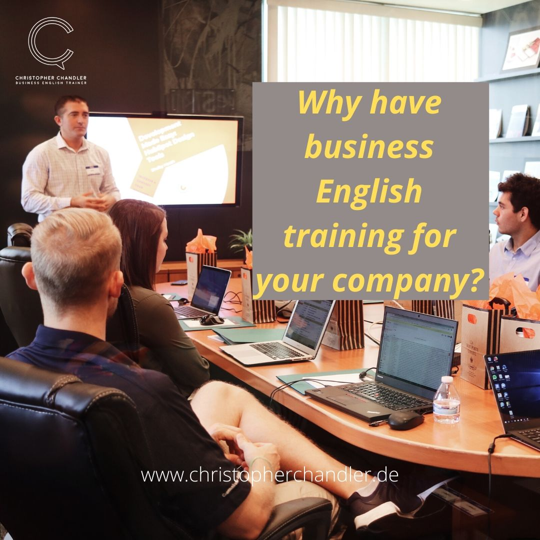 business english training company